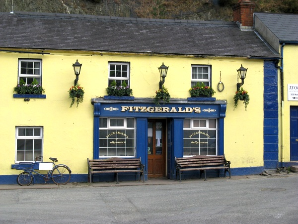 Avoca Ireland  city pictures gallery : This was Assumpta Fitzgerald's pub. If you Google it you will find a ...